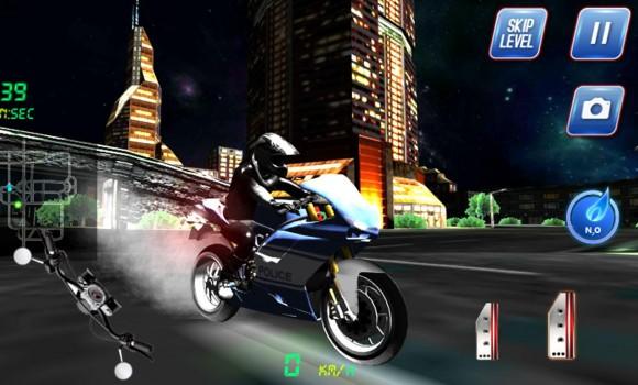 3D Police Motorcycle Race 2016 Ekran Görüntüleri - 3