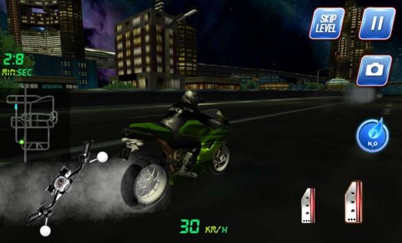 3D Police Motorcycle Race 2016 Ekran Görüntüleri - 1