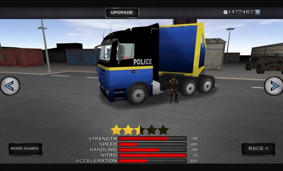 3D Police Truck Simulator 2016 Ekran Görüntüleri - 1
