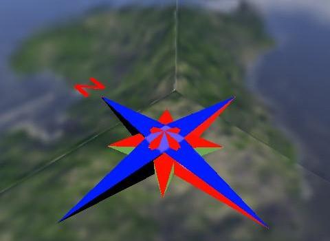 3D Pusula ve Kıble Ekran Görüntüleri - 2