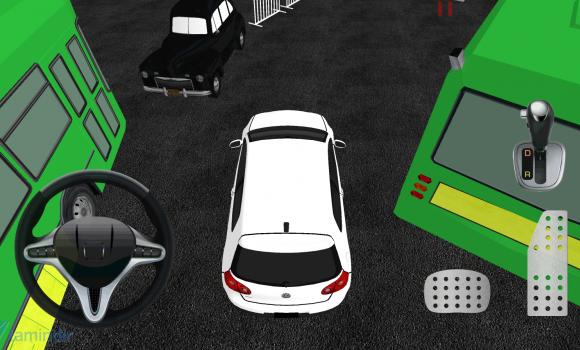 3D Spor Araba Park Etme Ekran Görüntüleri - 3