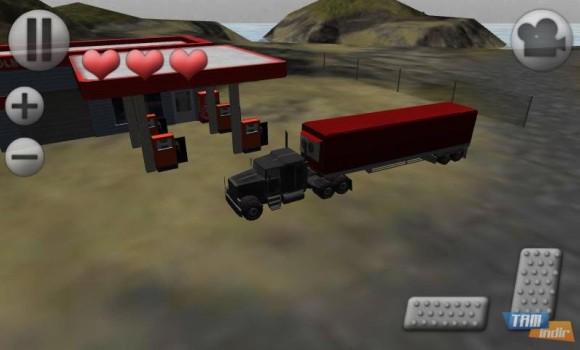 3D Truck Parking Ekran Görüntüleri - 5