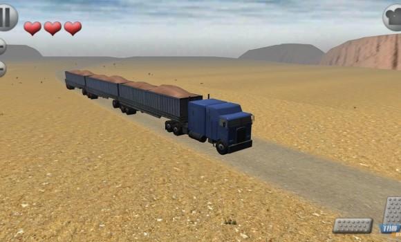 3D Truck Parking Ekran Görüntüleri - 3