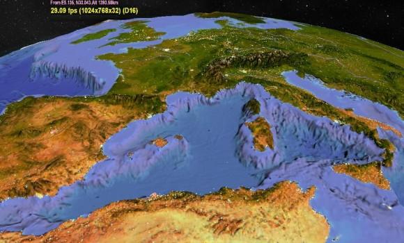 3D World Map Ekran Görüntüleri - 2