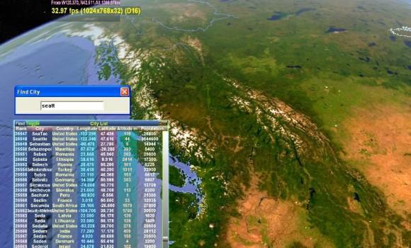 3D World Map Ekran Görüntüleri - 3
