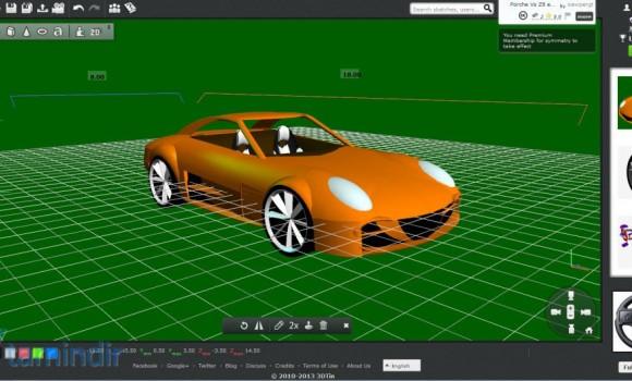 3DTin Ekran Görüntüleri - 2