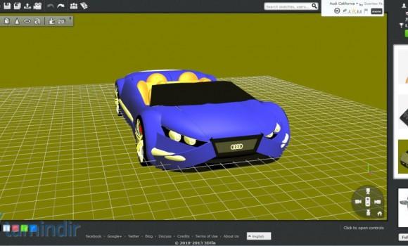 3DTin Ekran Görüntüleri - 1