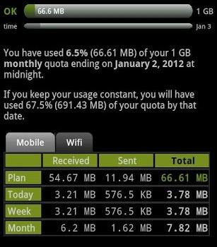 3G Watchdog Ekran Görüntüleri - 2