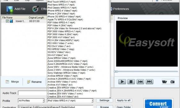4Easysoft Free MOV Converter Ekran Görüntüleri - 2