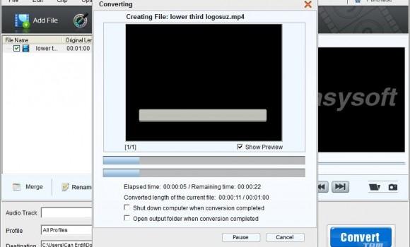 4Easysoft Free MOV Converter Ekran Görüntüleri - 1