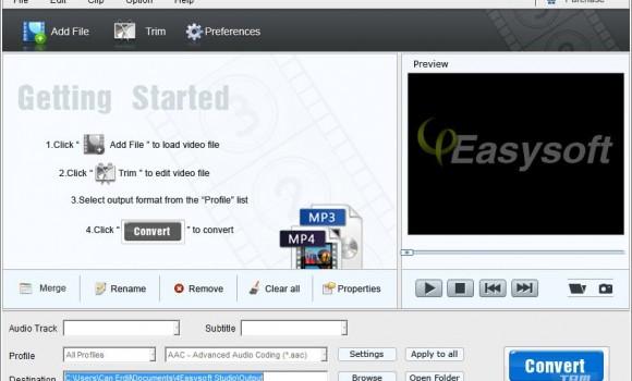 4Easysoft Free MP4 to MP3 Converter Ekran Görüntüleri - 3