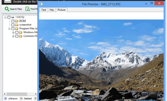 7-Data Photo Recovery Ekran Görüntüleri - 1
