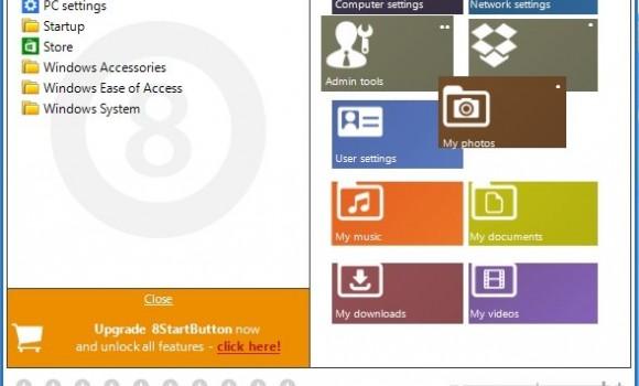 8StartButton Ekran Görüntüleri - 1