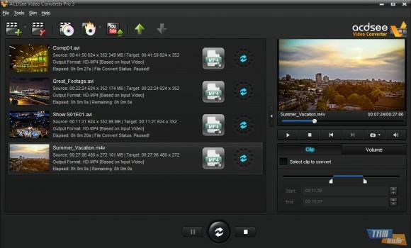 Acdsee Video Converter 3 Ekran Görüntüleri - 3