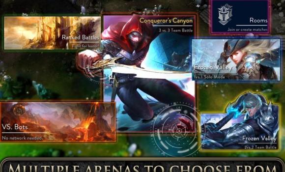 Ace of Arenas Ekran Görüntüleri - 3