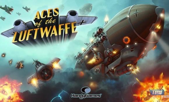 Aces of the Luftwaffe Ekran Görüntüleri - 7