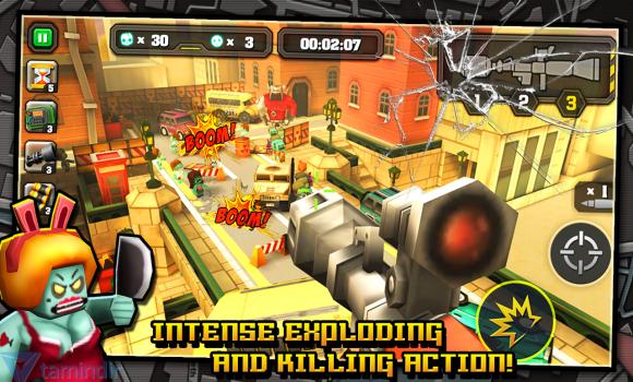 Action of Mayday: Last Defense Ekran Görüntüleri - 2
