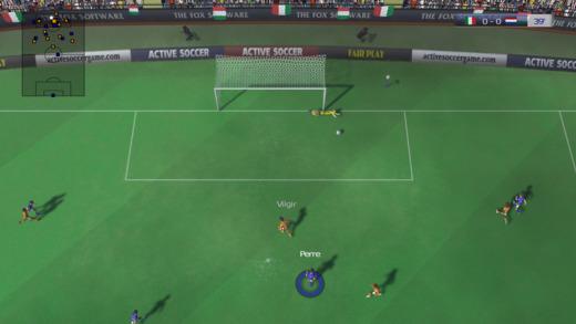 Active Soccer 2 DX Ekran Görüntüleri - 3