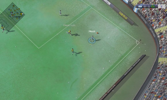 Active Soccer 2 DX Ekran Görüntüleri - 1