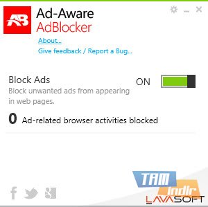 Ad-Aware AdBlocker Ekran Görüntüleri - 1