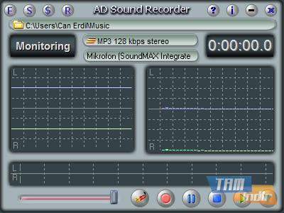 AD Sound Recorder Ekran Görüntüleri - 1