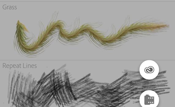 Adobe Brush CC Ekran Görüntüleri - 3