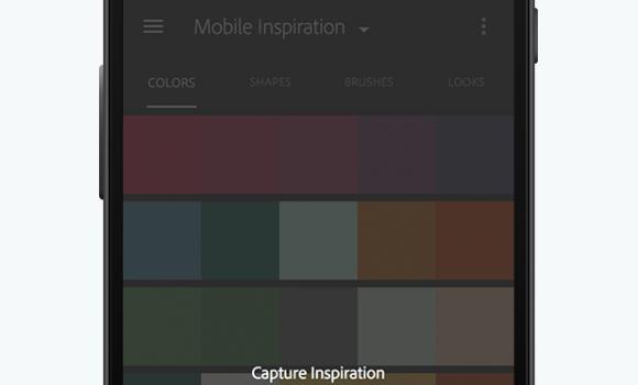 Adobe Capture CC Ekran Görüntüleri - 5