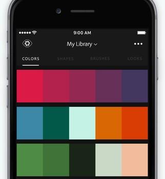 Adobe Capture CC Ekran Görüntüleri - 4