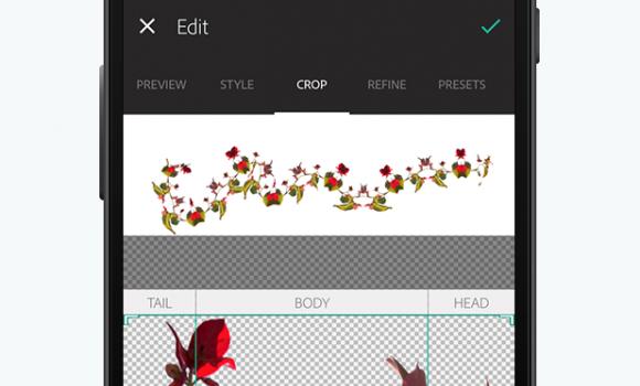 Adobe Capture CC Ekran Görüntüleri - 1