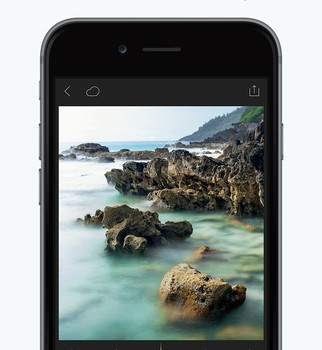 Adobe Lightroom for iPhone Ekran Görüntüleri - 3