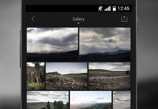 Adobe Lightroom Ekran Görüntüleri - 1