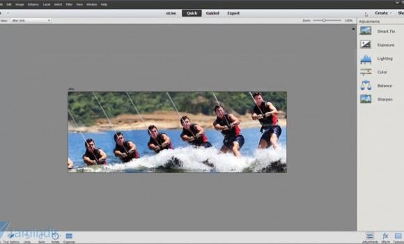 Adobe Photoshop Elements Ekran Görüntüleri - 3