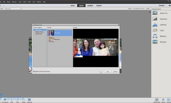 Adobe Photoshop Elements Ekran Görüntüleri - 2