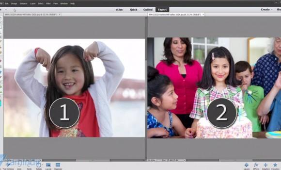 Adobe Photoshop Elements Ekran Görüntüleri - 4