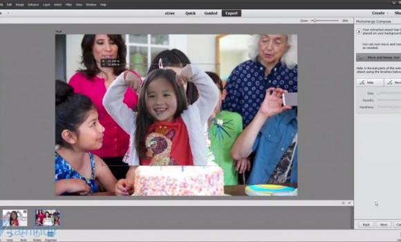 Adobe Photoshop Elements Ekran Görüntüleri - 5