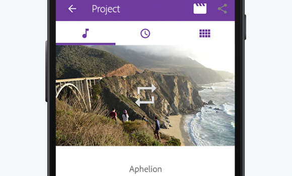 Adobe Premiere Clip Ekran Görüntüleri - 6