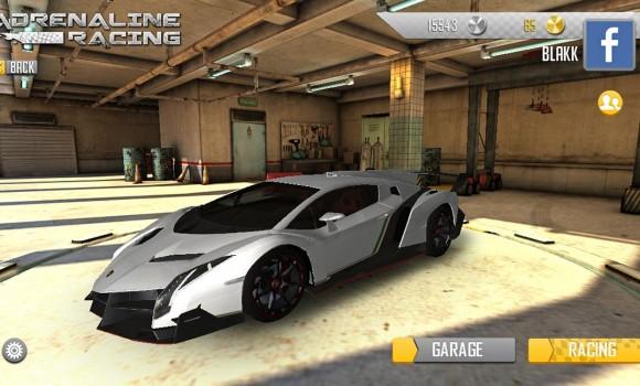 Adrenaline Racing: Hypercars Ekran Görüntüleri - 5