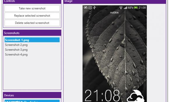 Advanced Screenshot Creator Ekran Görüntüleri - 1
