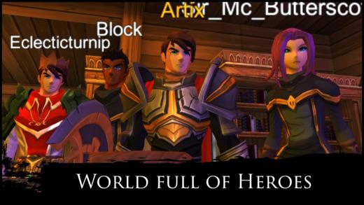 AdventureQuest 3D Ekran Görüntüleri - 2