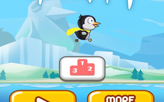 Adventures in Ice World Ekran Görüntüleri - 1