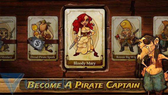 Age of Booty: Tactics Ekran Görüntüleri - 3