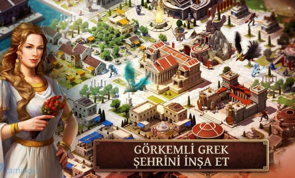 Age of Sparta Ekran Görüntüleri - 3