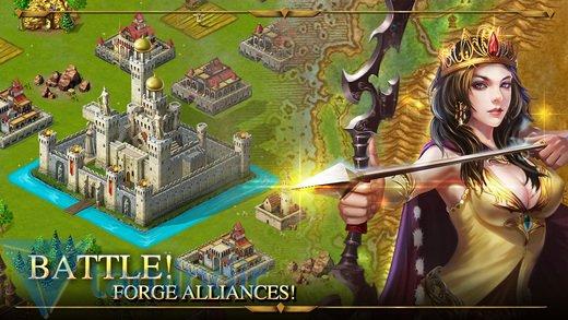 Age of Warring Empire Ekran Görüntüleri - 3