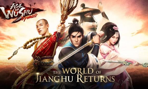Age of Wushu Dynasty Ekran Görüntüleri - 5