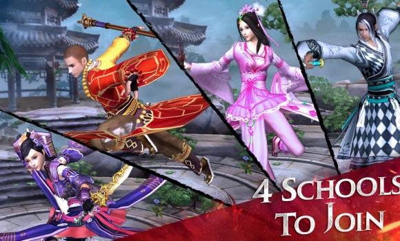 Age of Wushu Dynasty Ekran Görüntüleri - 3