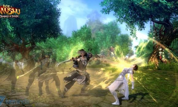 Age Of Wushu Ekran Görüntüleri - 4