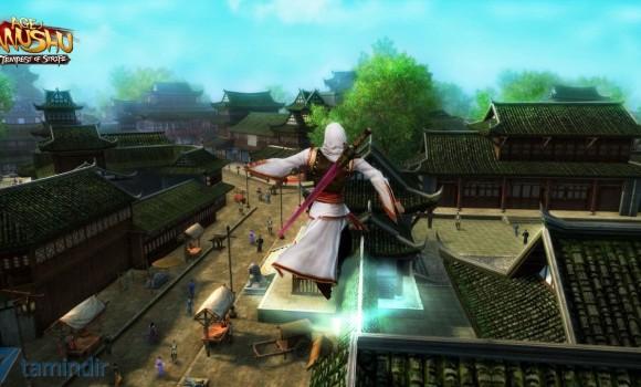 Age Of Wushu Ekran Görüntüleri - 2
