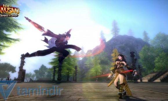 Age Of Wushu Ekran Görüntüleri - 1