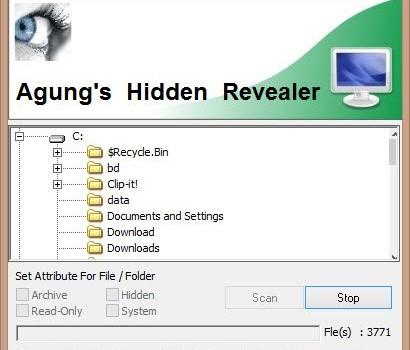 Agung's Hidden Revealer Ekran Görüntüleri - 1