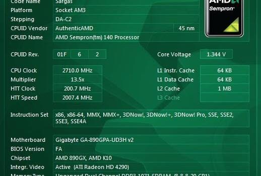 AIDA64 Extreme Edition Ekran Görüntüleri - 4